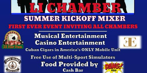 Long Island Chamber Summer Kickoff Mixer