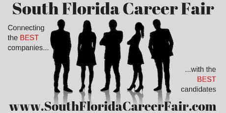 South Florida Career Fair 2019 tickets