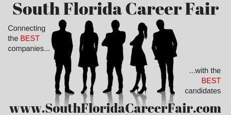 South Florida Career Fair Summer 2019 tickets