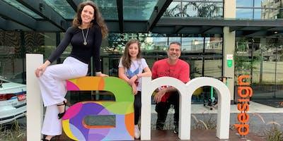 Certificação para pais e profissionais da saúde em Campinas (Julho - seg/ter)