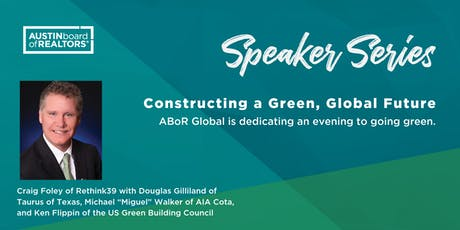 Speaker Series at Night: Constructing a Green, Global Future tickets