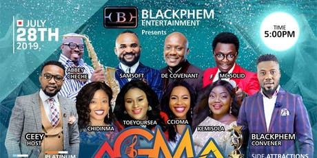 ARISE GOSPEL MUSIC AWARDS (AGMA2019) tickets