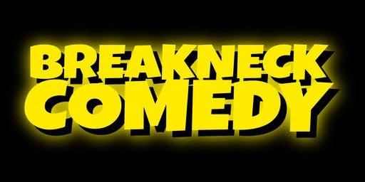 A Night of Comedy with Breakneck Comedy - Hopeman Gala