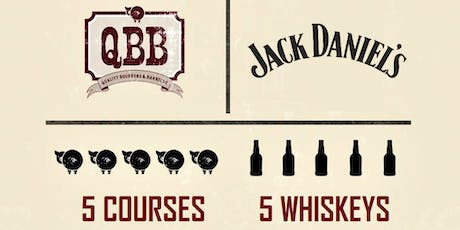 BBQ Dinner with Jack Daniels @ QBB tickets