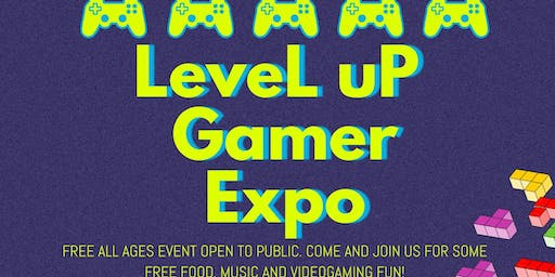 Level Up Gamer Expo