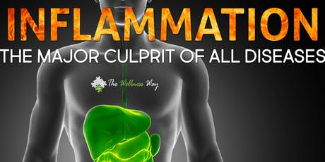 Free Health Seminar: Inflammation: The Major Culprit of All Diseases tickets