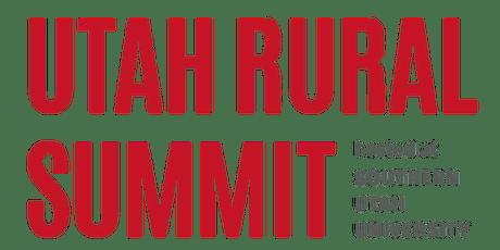 Utah Rural Summit - 2019 tickets