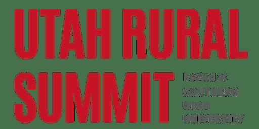 Utah Rural Summit - 2019