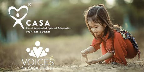 September: Learn About Becoming a CASA Volunteer tickets