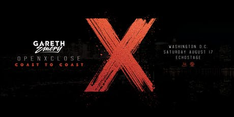 Gareth Emery OpenXClose tickets