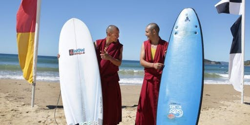 Weekend Retreat: Surfing, Yoga and Meditation
