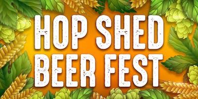 HOP SHED BEER FEST 2019