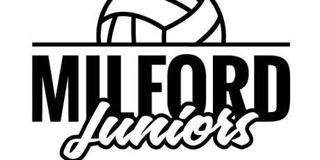 Milford VB - Passing & Serving Skills (7th-12th Grades) tickets