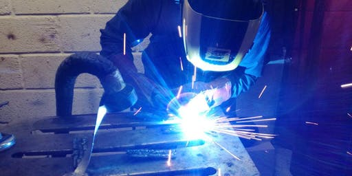 Welding for Artists (Fri to Sun, 18 - 20 Oct)