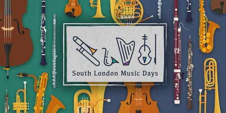 South London Music Days: Summer 2019 tickets