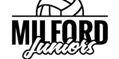 Milford VB - Hitting & Blocking Skills (7th-12th Grades)