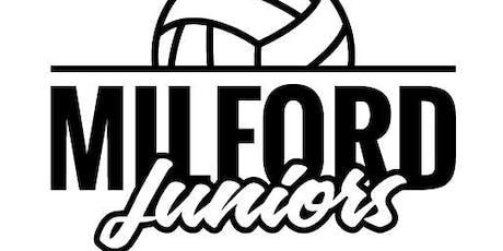 Milford VB - Hitting & Blocking Skills (7th-12th Grades) tickets