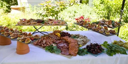 Charcuterie on the Lawn