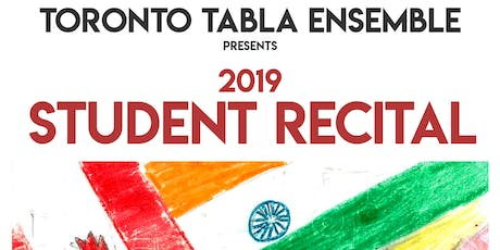 Toronto Tabla Ensemble - Student Recital 2019 tickets