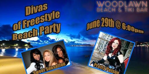 Sweet Sensation & Pretty Poison - Divas Of Freestyle Beach Series