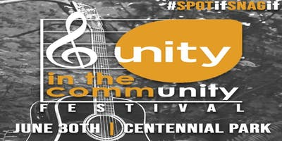 Unity in Community Festival