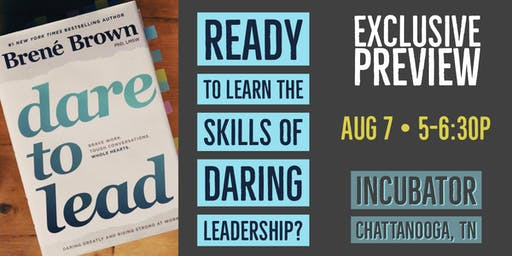 Dare to Lead™ Exclusive Preview