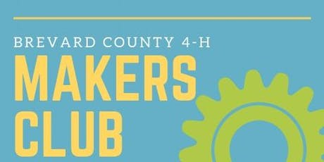 4-H Maker's Club tickets