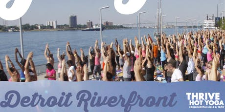 Yoga On The River 2019 tickets