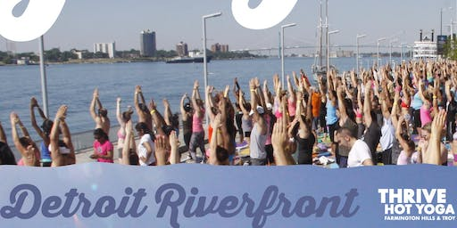 Yoga On The River 2019