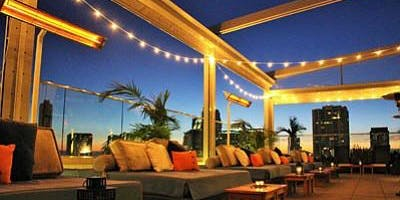 Network Meet Up at the Andaz Rooftop