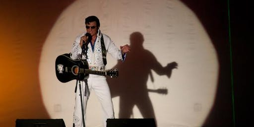 Jimmy W. Johnson, The Spirit of Elvis Saturday, October 5 , 2019