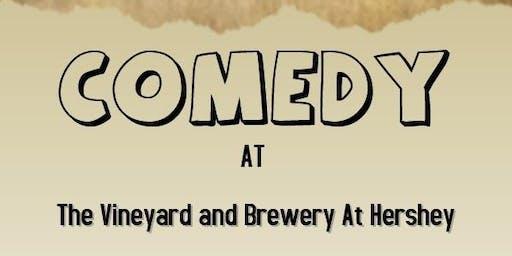 Comedy Night at the Vineyard