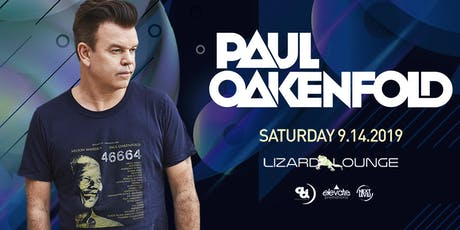 Paul Oakenfold - DALLAS tickets