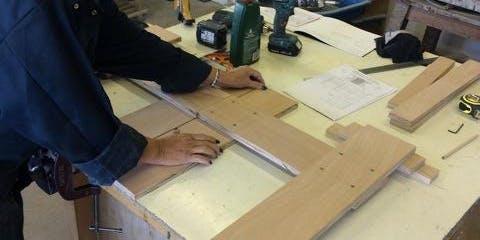 Wood Furniture Design Workshop (Sat & Sun, 28-29 Sept)