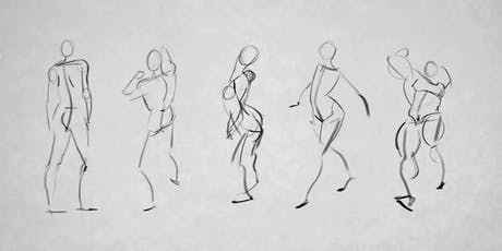 Intro to Figure Drawing with Artist Jeremy Selzer  tickets