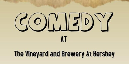 Comedy Night at the Vineyard