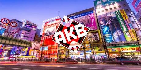 Akihabara deep 2019 entradas
