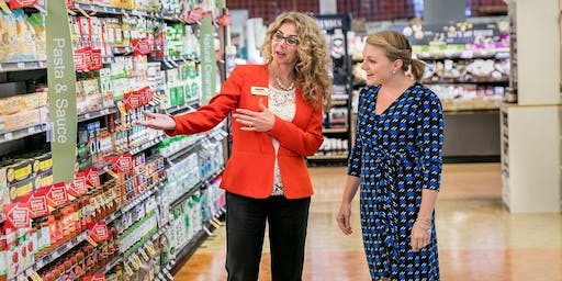 Nutrition Store Tour- GIANT Dilworthtown Rd West Chester
