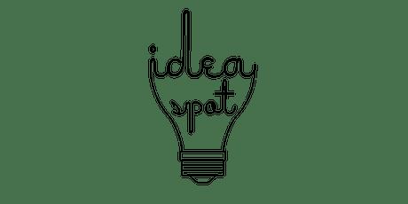 Idea Spot: Week 3-Business Structure tickets