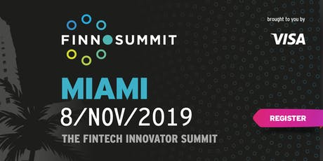 FINNOSUMMIT Miami 2019 tickets