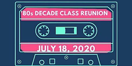 Yoakum High School 80's Decade Reunion tickets