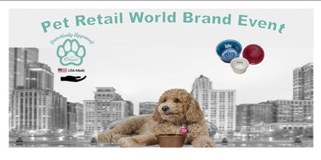 Pet Retail World Brand Event featuring Pawsitively Approved by JSG Oceana tickets