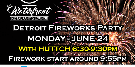Ford Fireworks Party tickets