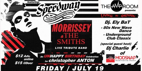 Speedway-Tribute to Morrisey and the Smiths with DJs Ely Bat and Charlie tickets