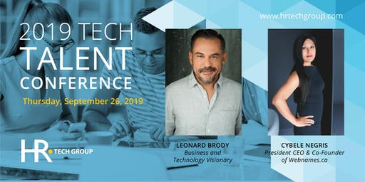 2019 Tech Talent Conference