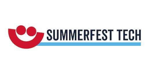 Summerfest Tech 2019