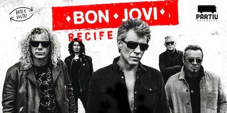 MACEIÓ: Bon Jovi + Goo Goo Dolls em Recife Tickets