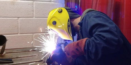 Introductory Welding for Artists (Mon 23 Sept - Afternoon) tickets