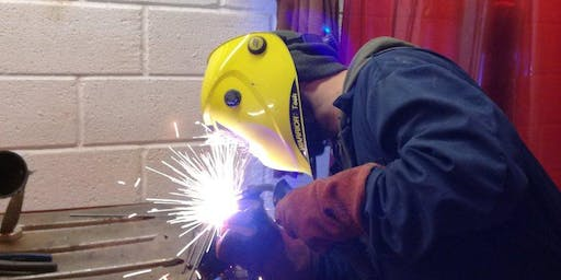Introductory Welding for Artists (Mon 23 Sept - Afternoon)