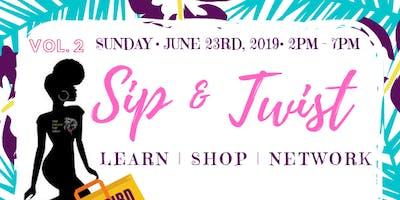 Sip & Twist ( Self-Care Workshop)